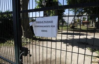 OBRAS PARQUE CONCELLO CESURES /
