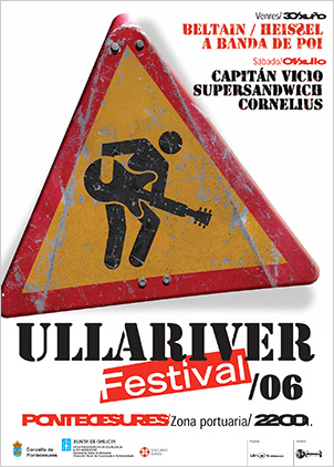 cartel do Ulla River Festival